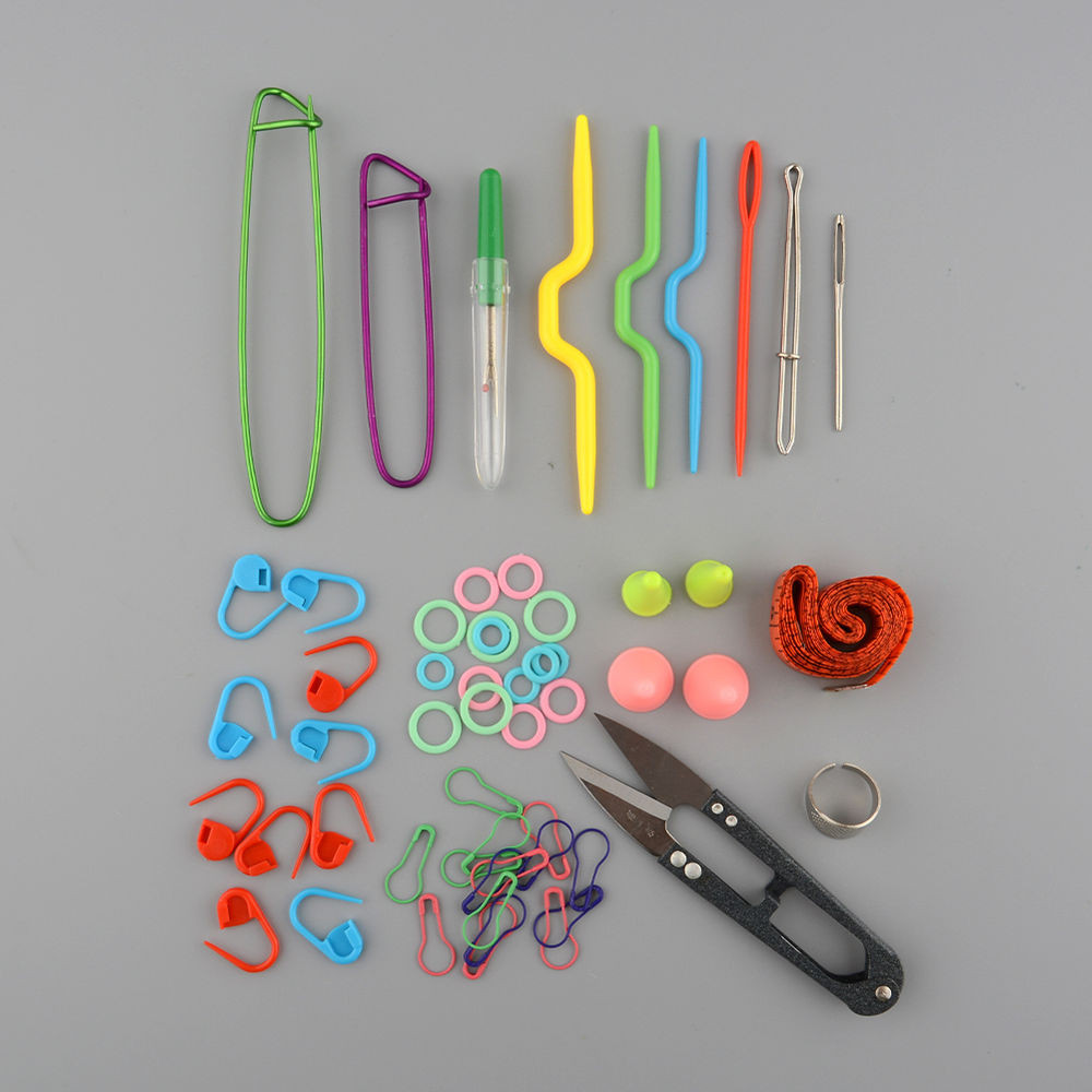 Knitting Tools Crochet Hook Stitch Accessories Supplies