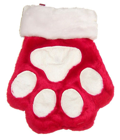 Best Of Kong Paw Dog Christmas Stocking Dog Paw Stocking Of Charming 44 Ideas Dog Paw Stocking