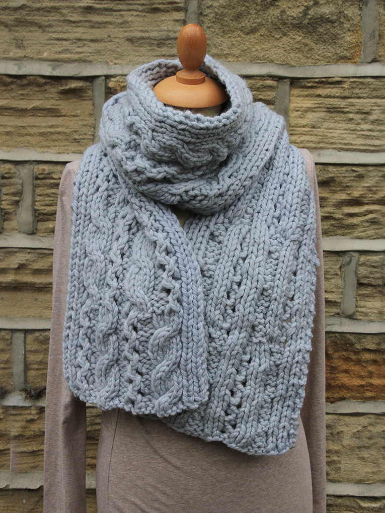 Best Of Lace Cable Scarf Pattern Cable Scarf Of Innovative 49 Ideas Cable Scarf