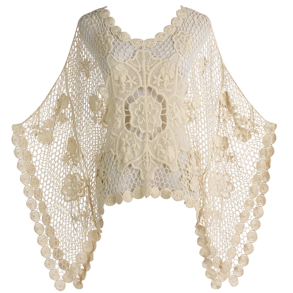 Best Of Lacy Crochet Ivory Poncho Sweater Crochet Poncho Sweater Of Innovative 44 Pictures Crochet Poncho Sweater