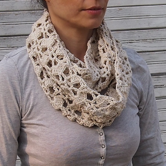 Best Of Lacy Infinity Scarf Crochet Pattern Free Infinity Scarf Crochet Pattern Of Attractive 46 Images Free Infinity Scarf Crochet Pattern