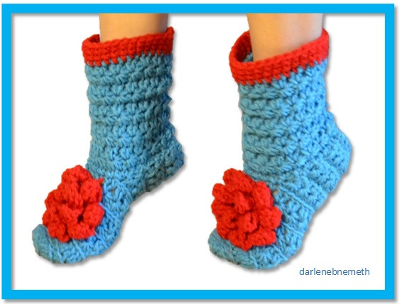 Best Of Let It Shine Quick and Easy Crocheted Slippers Easy Crochet Slipper Pattern Of Contemporary 45 Models Easy Crochet Slipper Pattern