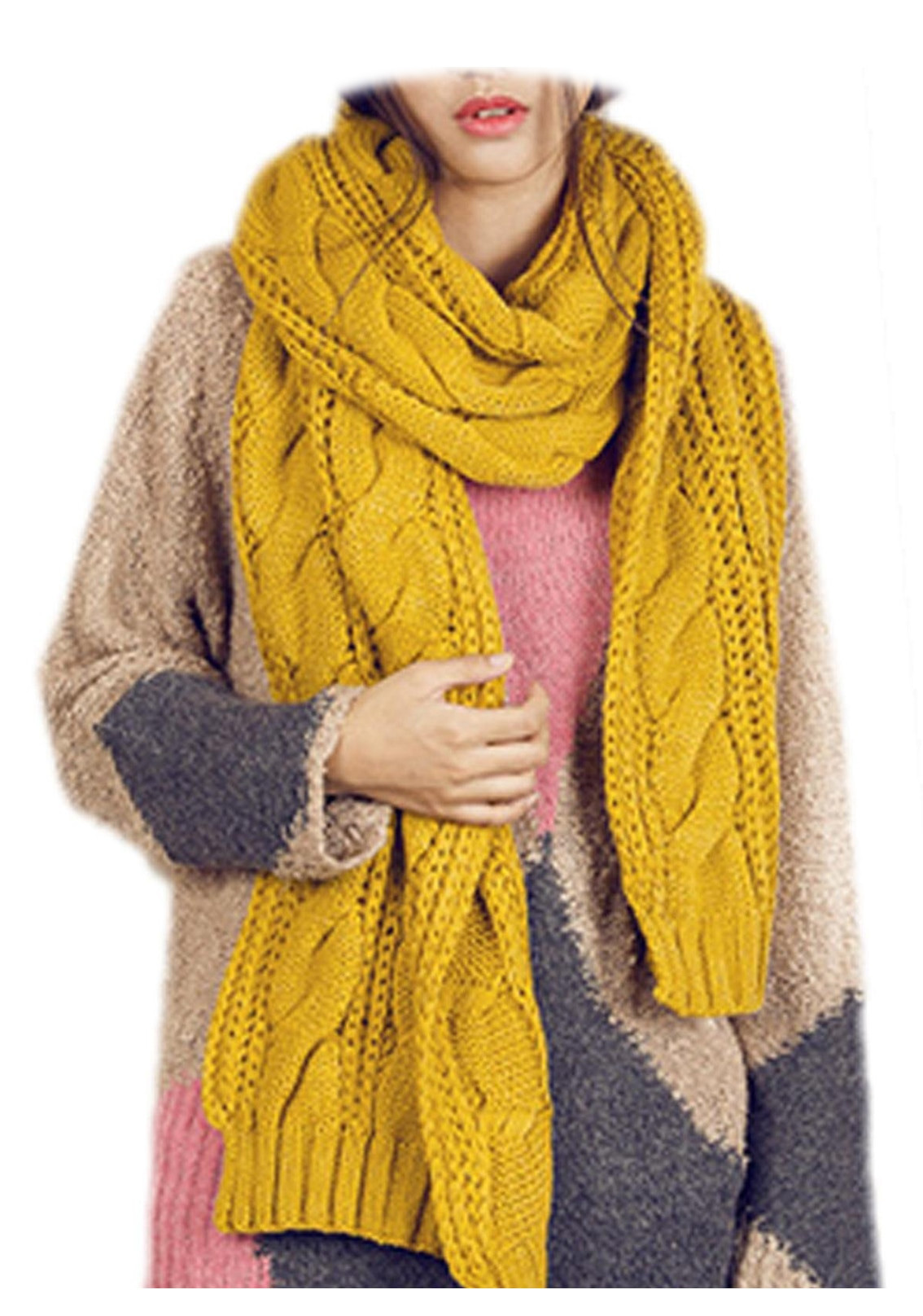Best Of Line Buy wholesale Crochet Scarf From China Crochet Cable Scarf Of Innovative 49 Ideas Cable Scarf