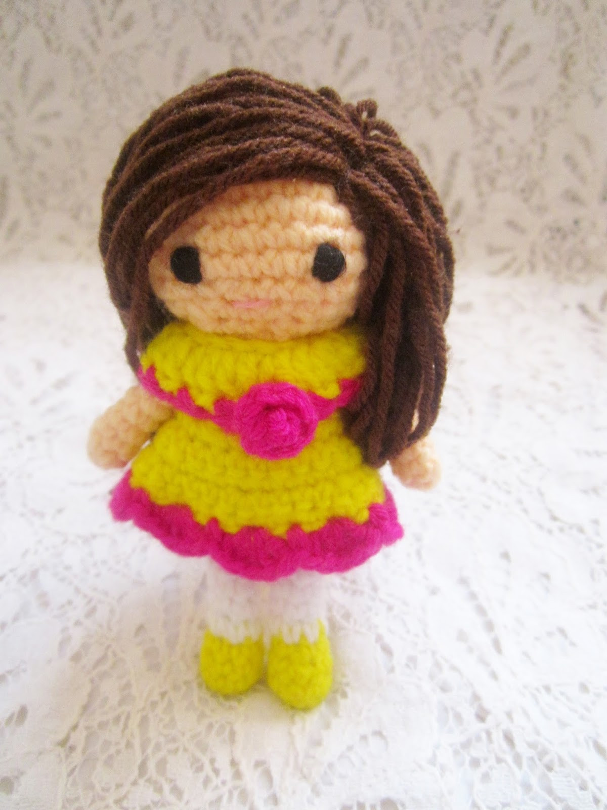 Best Of Little Amigurumi Doll Pattern A Little Love Everyday Free Doll Patterns Of Unique 47 Photos Free Doll Patterns