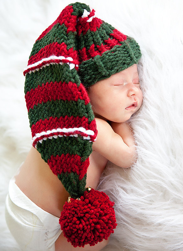 Best Of Long Loom Knitting Patterns Knitted Christmas Hats Of Adorable 50 Models Knitted Christmas Hats