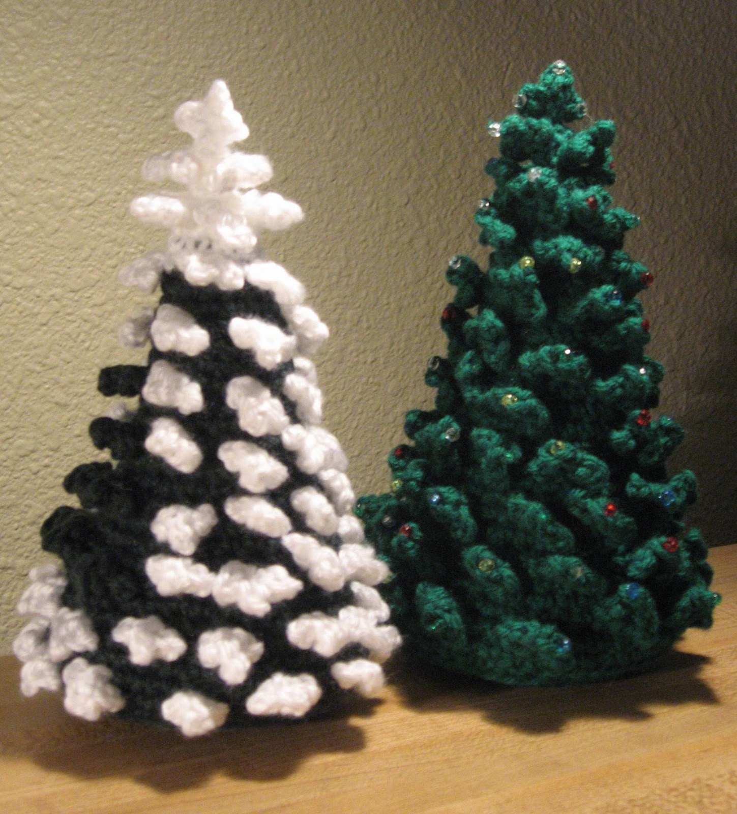 Best Of Loops and Ramblings Evergreen Tree Pattern Crochet Christmas Trees Of Marvelous 46 Ideas Crochet Christmas Trees