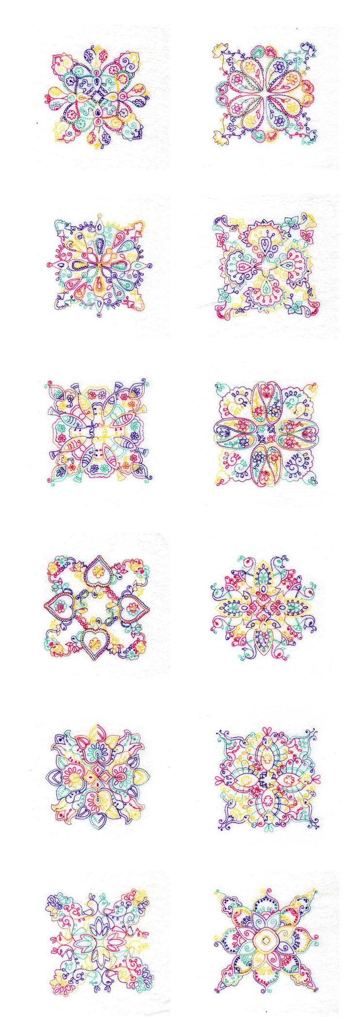 Best Of Machine Embroidery Designs Paisley Quilt Blocks Set Embroidery Quilt Patterns Of Contemporary 50 Pictures Embroidery Quilt Patterns