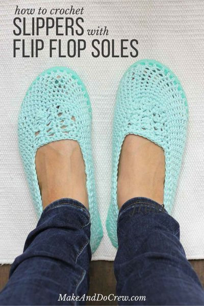 Best Of Make Crocheted Slippers with Flip Flop soles Dollar Crochet Slippers with soles Of New 43 Photos Crochet Slippers with soles