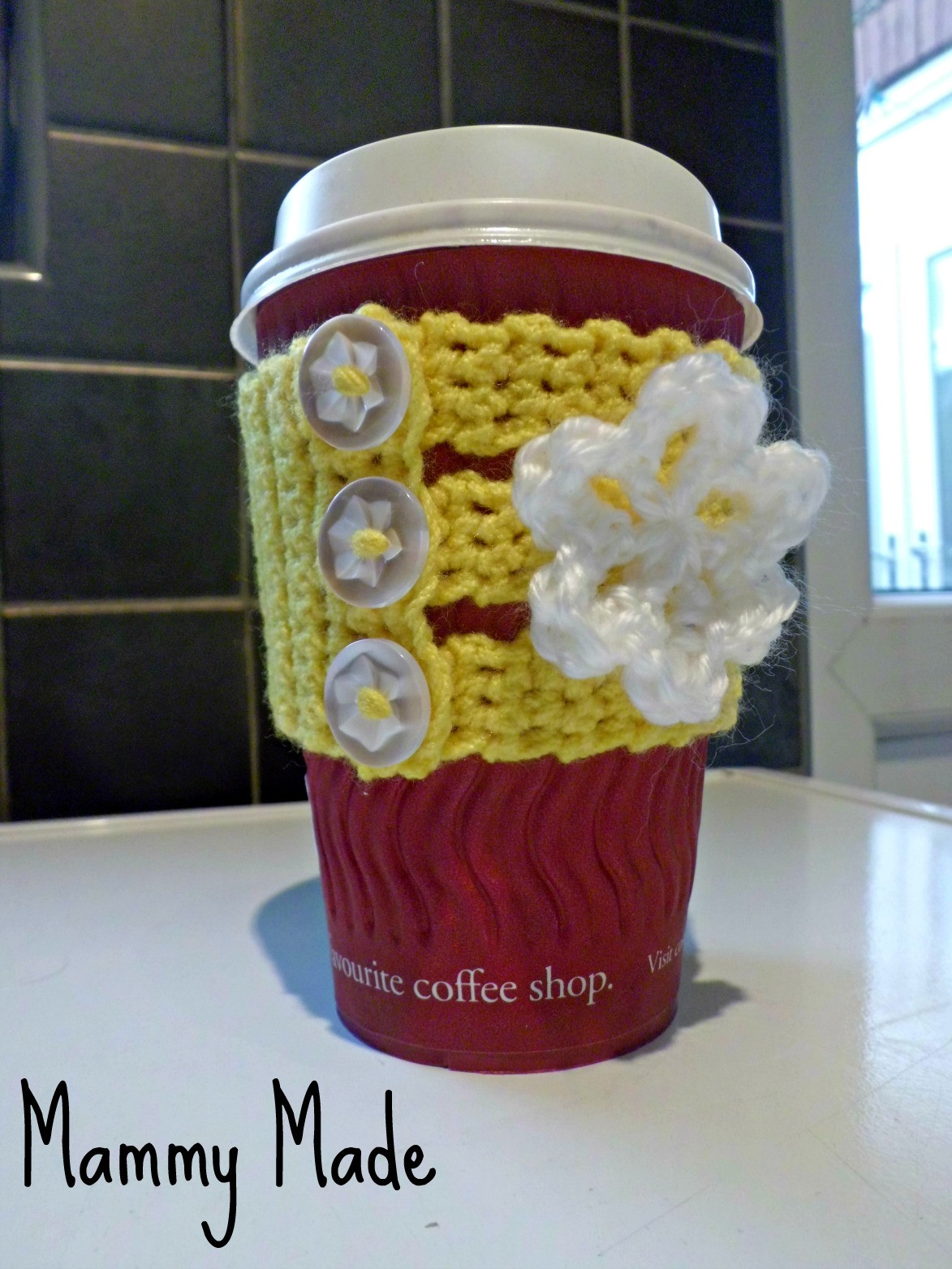 Best Of Mammy Made Crochet Coffee Cup Cozy Coffee Cup Cozy Of Awesome 47 Images Coffee Cup Cozy
