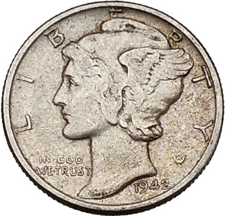 Best Of Mercury Winged Liberty Head 1942 Dime United States Silver Liberty Head Dime Of Awesome 42 Pics Liberty Head Dime