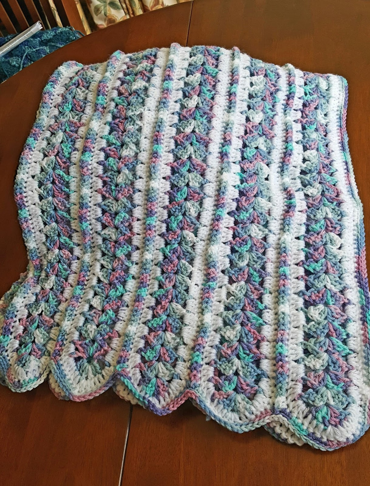Best Of Mile A Minute Blanket [free Crochet Pattern] Mile A Minute Crochet Of Beautiful 37 Photos Mile A Minute Crochet