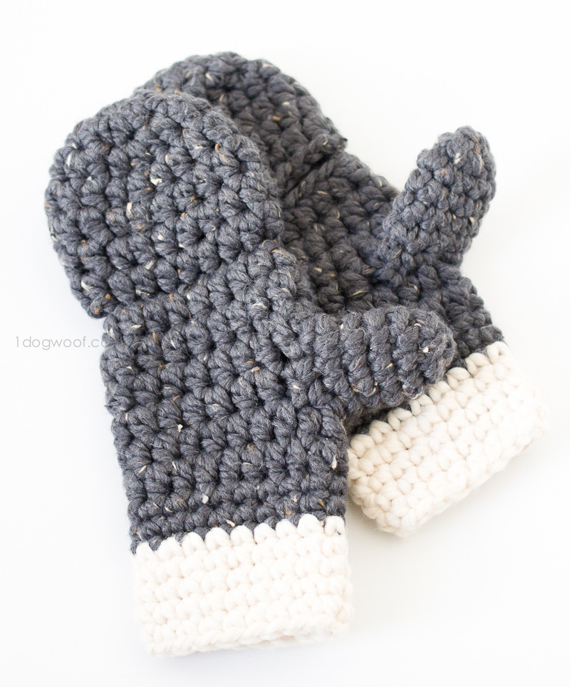 Best Of Millbrook Chunky Mittens E Dog Woof Free Crochet Mitten Patterns Of Gorgeous 41 Ideas Free Crochet Mitten Patterns