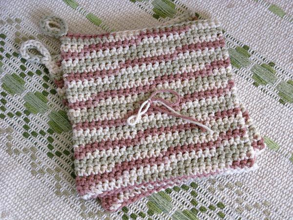 Best Of Miss Abigail S Hope Chest Favorite Crocheted Hot Pads Crochet Hot Pad Pattern Of Awesome 35 Pictures Crochet Hot Pad Pattern