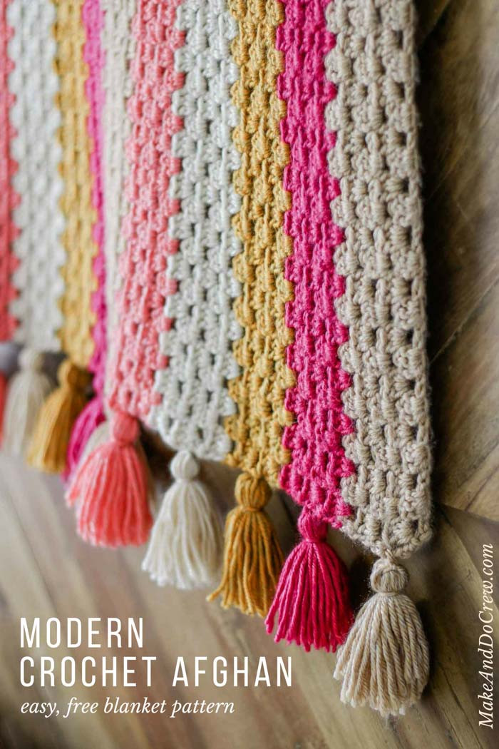 Best Of Modern Crochet Granny Stitch Blanket Free Pattern Modern Crochet Patterns Free Of Gorgeous 47 Models Modern Crochet Patterns Free