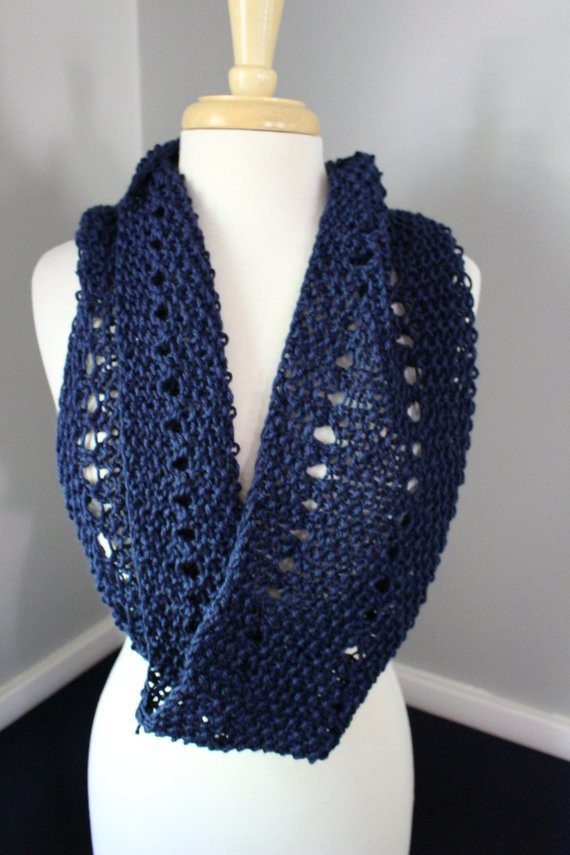 Best Of Navy Blue Lace Look Infinity Scarf Lace Infinity Scarf Of Charming 45 Ideas Lace Infinity Scarf