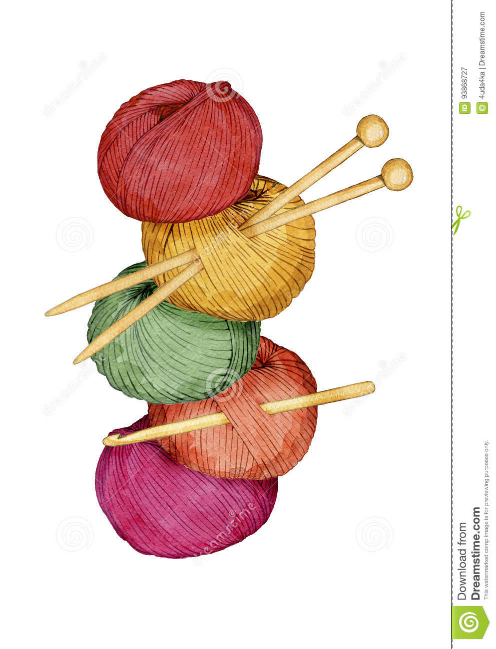 Best Of Needles Cartoons Illustrations & Vector Stock Knitting Needles and Yarn Of Amazing 46 Ideas Knitting Needles and Yarn