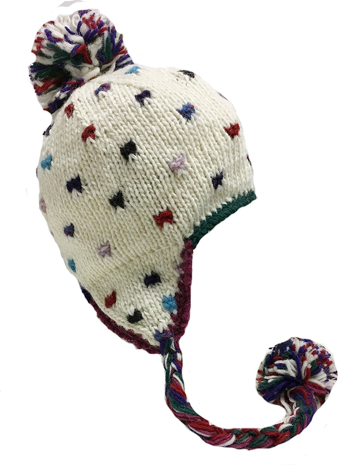 Best Of Nepal Hand Knit Sherpa Hat with Ear Flaps Fishingnew Knit Hat with Ear Flaps Of Marvelous 50 Pics Knit Hat with Ear Flaps