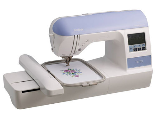 Best Of New Brother Pe 770 Embroidery Ly Sewing Machine Usb Embroidery Only Machines Of Perfect 49 Pics Embroidery Only Machines