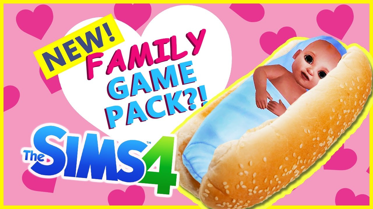 Best Of New Family Game Pack [the Sims 4 News Reactions] – My New Family Games Of Perfect 47 Ideas New Family Games