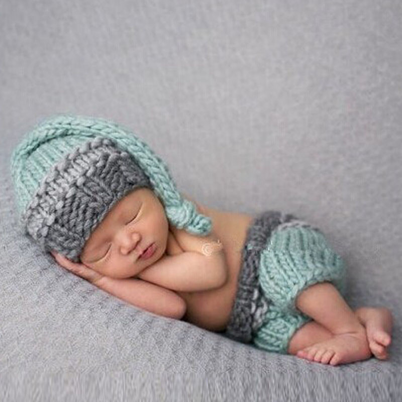 Best Of Newborn Baby Graphy Prop Crochet Outfits Knit Knit Baby Pants Of Attractive 44 Pics Knit Baby Pants