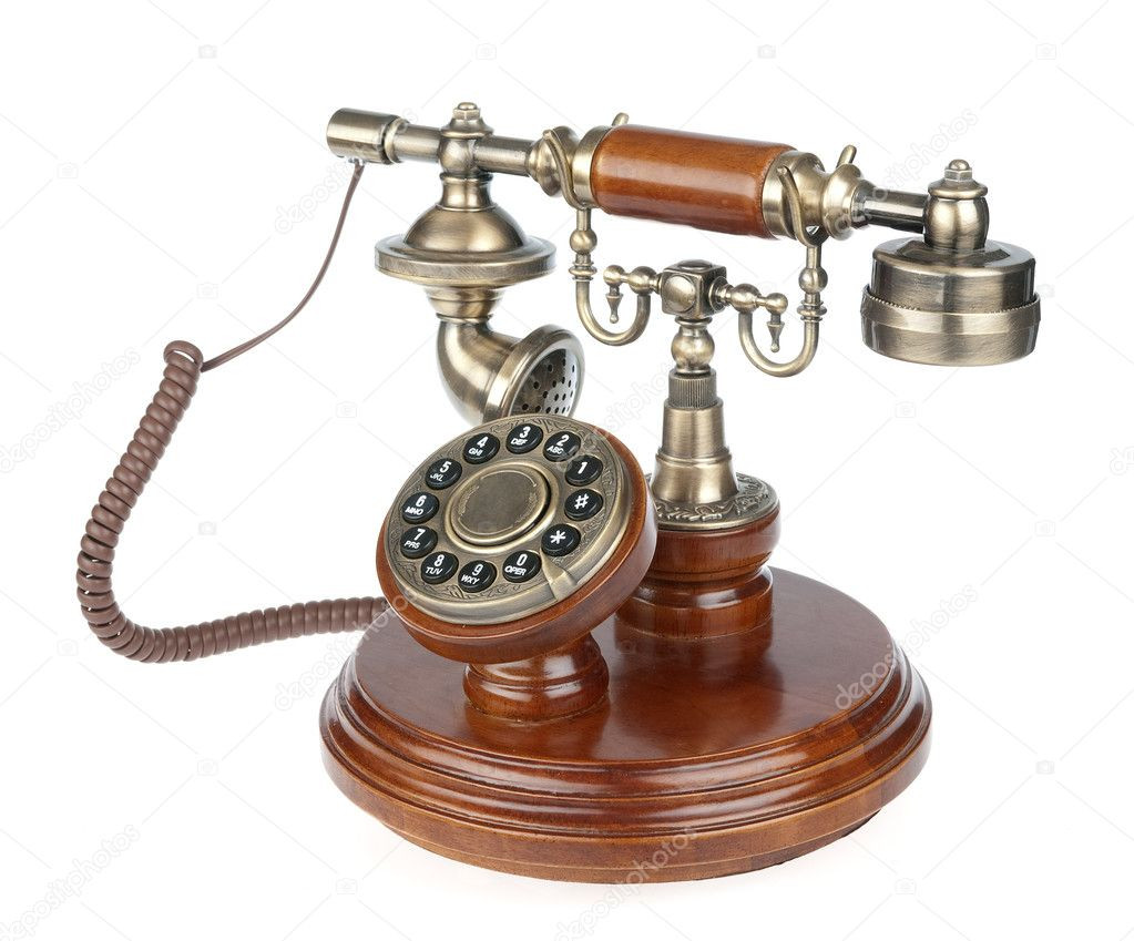 Best Of Old Fashioned Phone — Stock © Spaxiax Old Time Phone Of Great 44 Models Old Time Phone