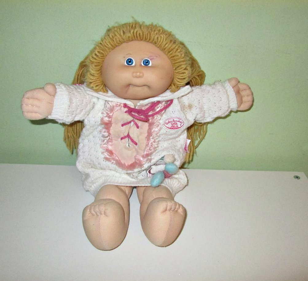 Best Of original Cabbage Patch Kid 1978 1982 Xavier Roberts Doll Old Cabbage Patch Doll Of Wonderful 47 Ideas Old Cabbage Patch Doll