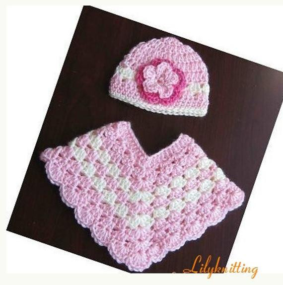 Best Of Pattern Crocheted Baby toddler Poncho Poncho 1 6 9 Baby Poncho Crochet Pattern Of Attractive 40 Photos Baby Poncho Crochet Pattern