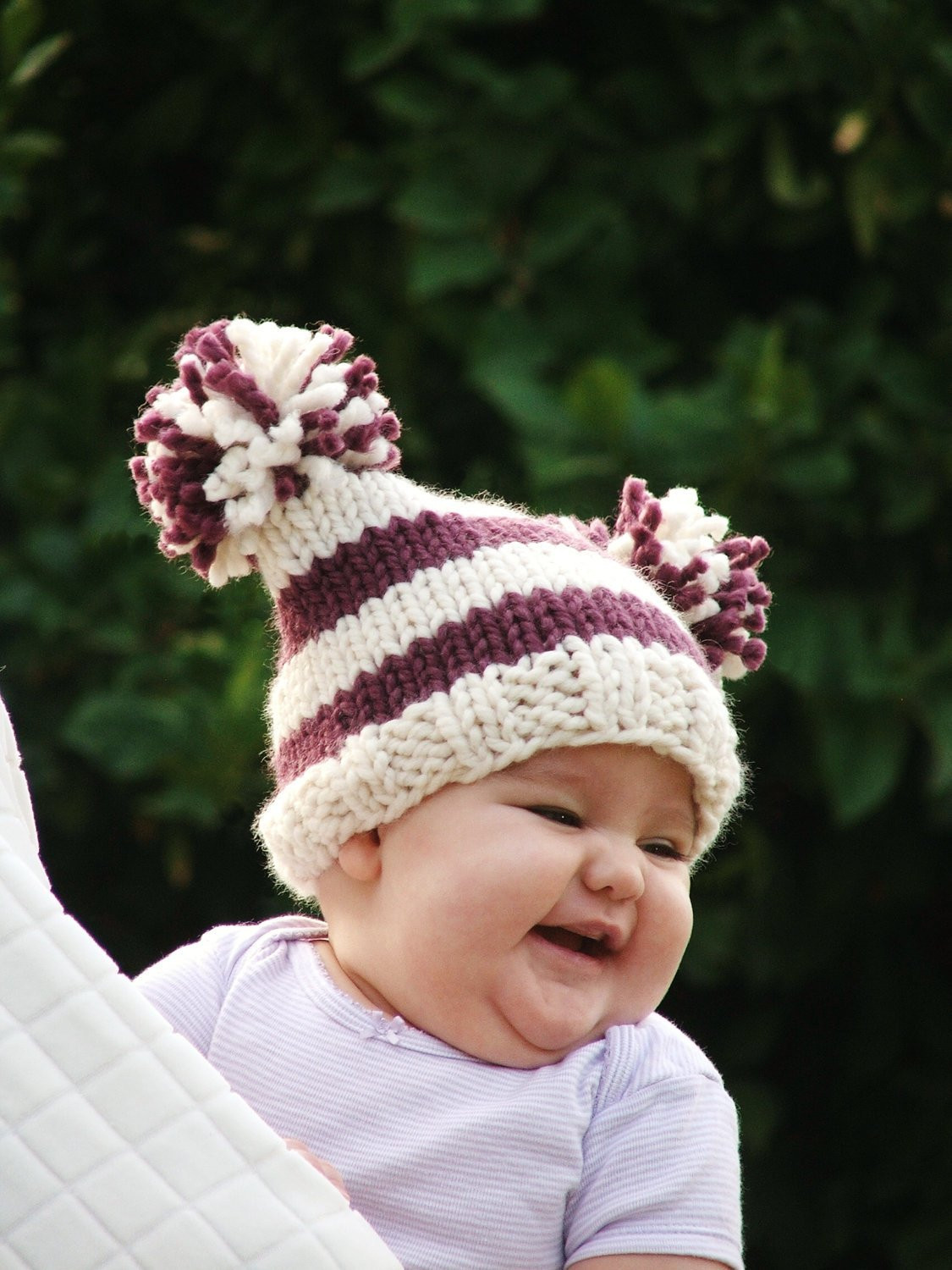 Best Of Patterns for Newborn Hats Knitted Baby Bonnet Of Top 47 Pics Knitted Baby Bonnet