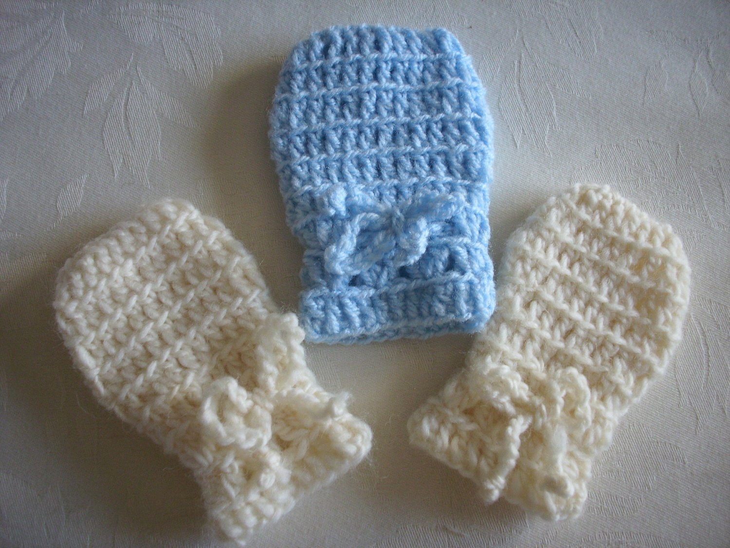 Best Of Pdf Crochet Pattern Baby Infant Thumbless Mittens Winter Crochet toddler Mittens Of Awesome 41 Pictures Crochet toddler Mittens