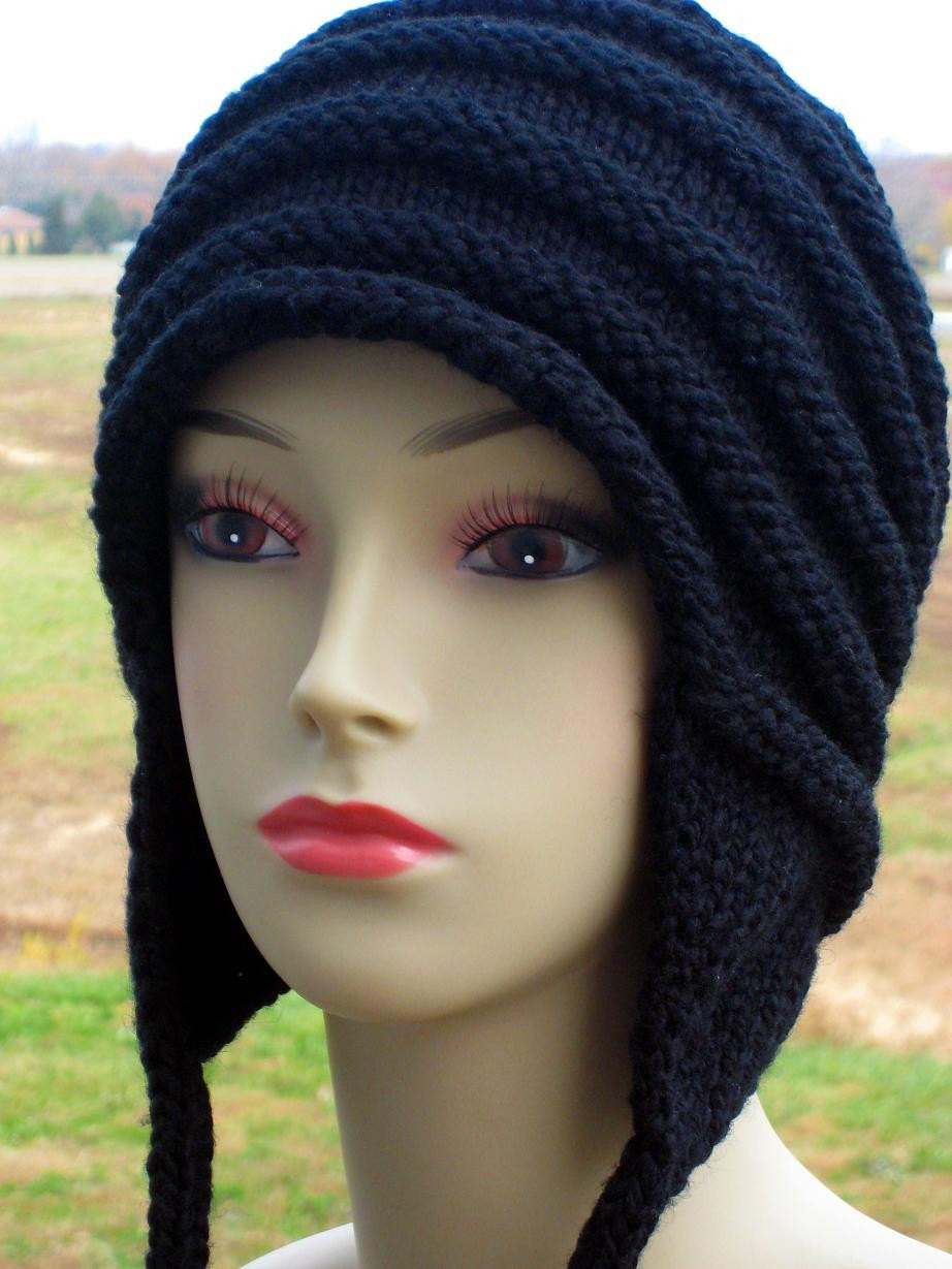 Best Of Pdf Knitting Pattern Earflap Cap with I Cord by Adult Hat Knitting Pattern Of Awesome 47 Images Adult Hat Knitting Pattern