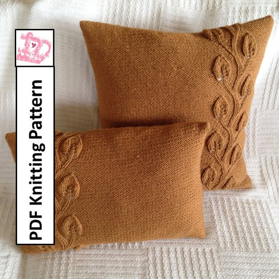 Best Of Pdf Knitting Pattern Knit Pillow Cover Pattern Knitted Knit Pillow Cover Pattern Of Amazing 45 Pics Knit Pillow Cover Pattern