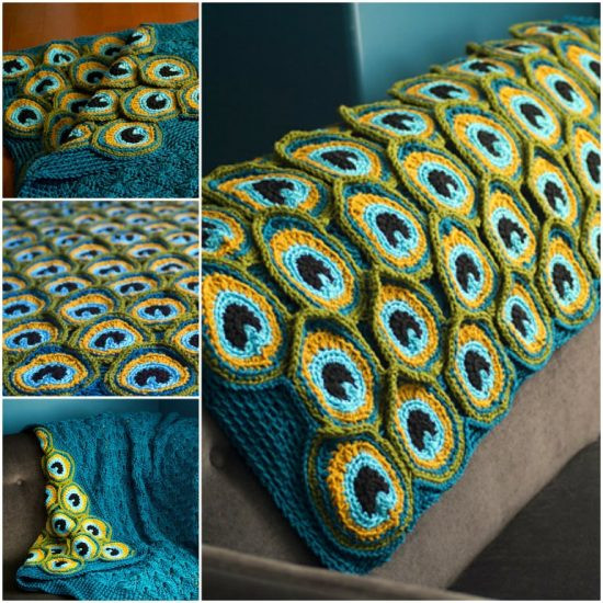 Best Of Peacock Crochet Blanket Pattern is A Favourite Crochet Peacock Feather Of Great 44 Models Crochet Peacock Feather