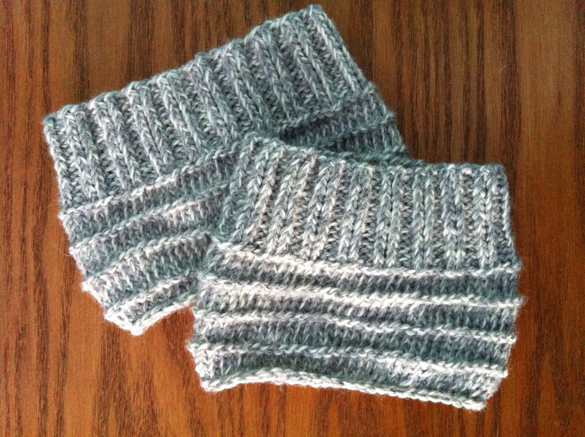 Best Of Penelope Rae Knit Boot Cuffs Free Knitting Pattern Knitted Boot Cuffs Of Awesome Kriskrafter Free Knit Pattern 2 Needle Boot toppers Cuffs Knitted Boot Cuffs