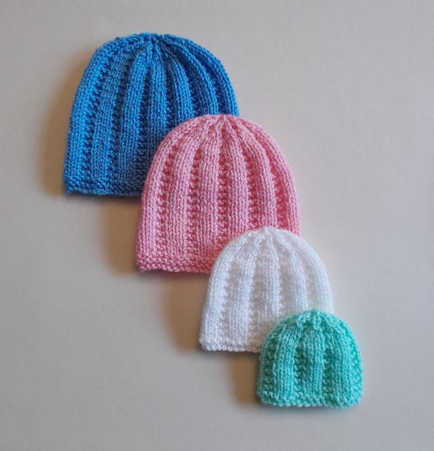 Best Of Perfect Premature Uni Baby Hats Pattern by Marianna Mel Knitting Baby Hats for Hospitals Of Beautiful 50 Pics Knitting Baby Hats for Hospitals