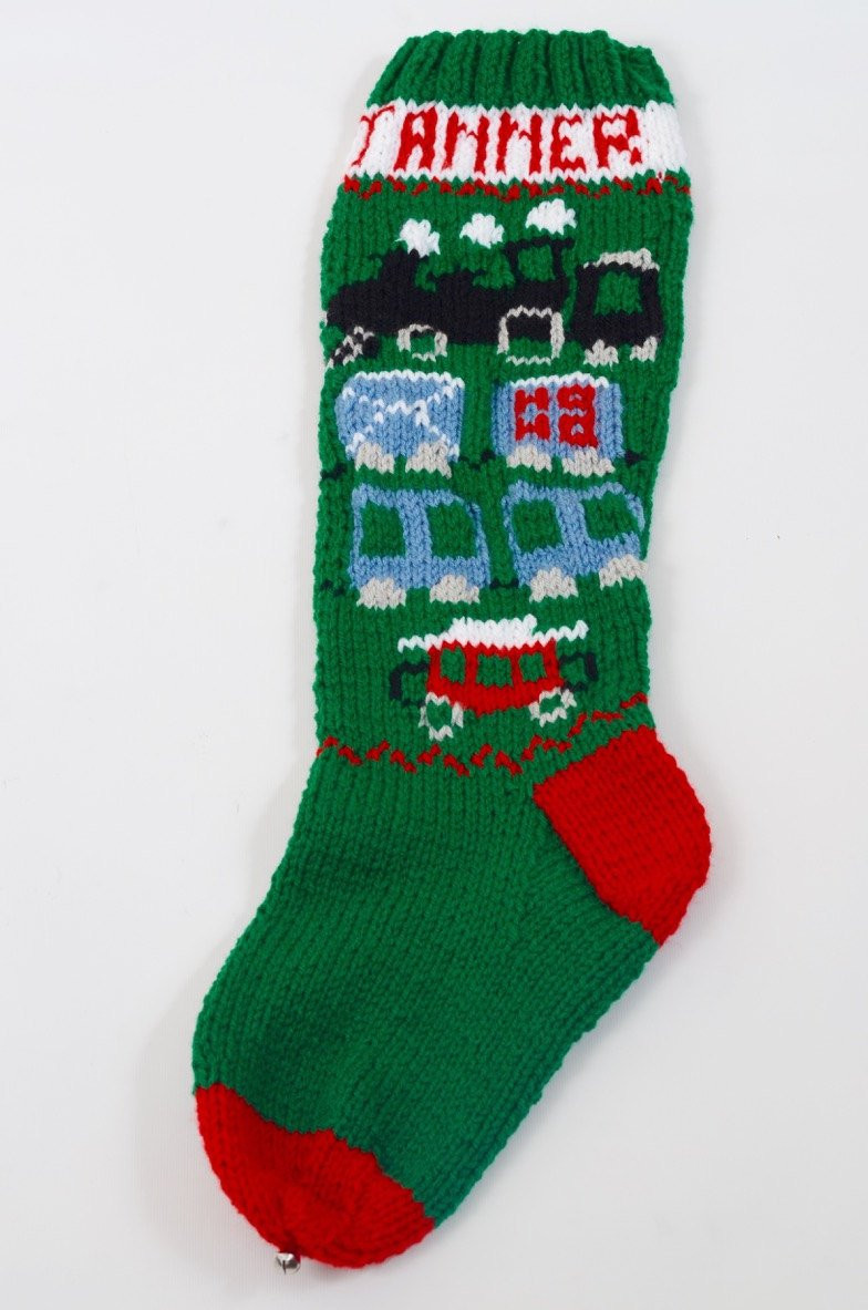 Best Of Personalized Christmas Stockings Personalized Stockings Knit Stocking Pattern Of Attractive 47 Pictures Knit Stocking Pattern