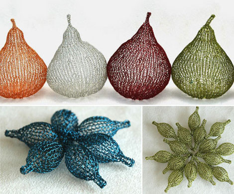 Best Of Pinkslinkie Wire Wraps for Survival something New to Try Wire Crochet Of Wonderful 40 Photos Wire Crochet