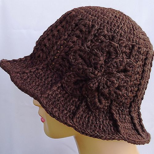 Best Of Pinterest • the World's Catalog Of Ideas Crochet Hat with Brim Free Patterns Of Incredible 49 Ideas Crochet Hat with Brim Free Patterns