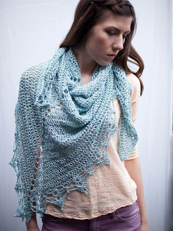 Best Of Pinterest • the World's Catalog Of Ideas Triangle Shawl Of Lovely 41 Pics Triangle Shawl