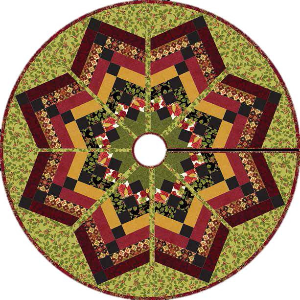 Best Of Quilt Inspiration Free Pattern Day Christmas Tree Skirts Free Tree Skirt Patterns Of Brilliant 44 Pics Free Tree Skirt Patterns