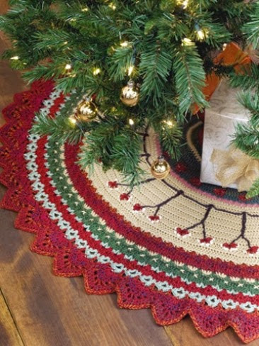 Best Of Quilted Christmas Tree Skirt Tutorials I Want to Try Crochet Tree Skirt Of Innovative 45 Ideas Crochet Tree Skirt