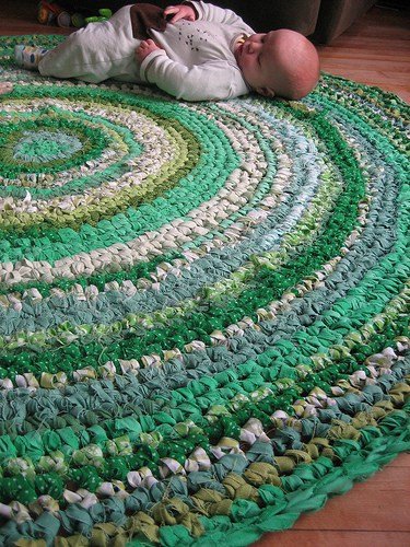 Best Of Rag Rug Basket Crochet Pattern Pdf Crochet with Fabric Crochet Rug with Fabric Strips Of Lovely Goat Feathers Crochet Rug and Purse Crochet Rug with Fabric Strips