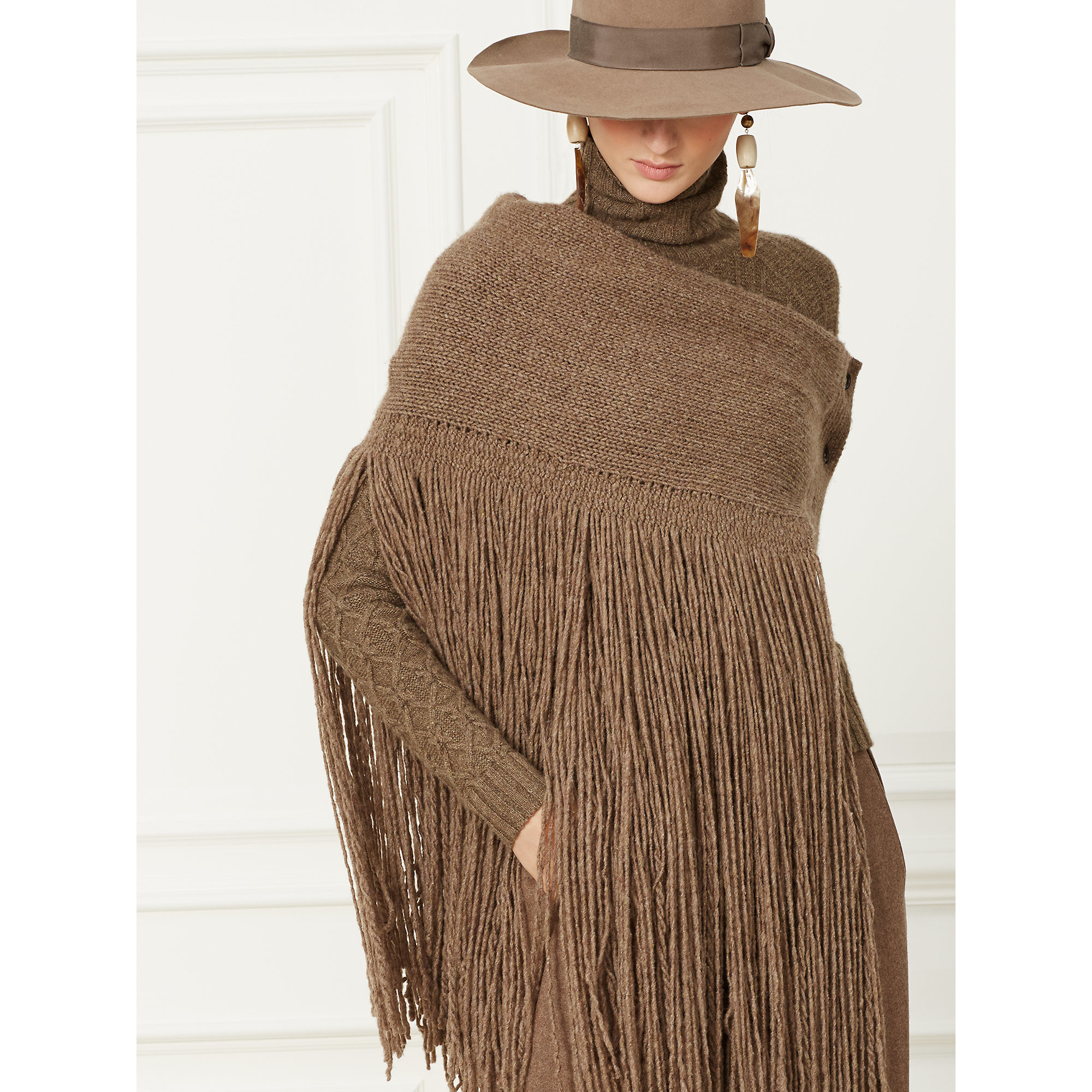 Best Of Ralph Lauren Cashmere Fringed Scarf In Brown Scarf Fringe Of Innovative 50 Pics Scarf Fringe