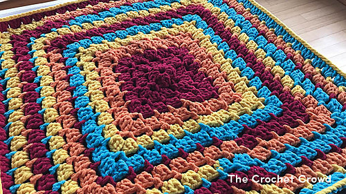 Best Of Ravelry Baby toy Box Blanket Pattern by Michael Sellick Crochet Crowd Baby Blanket Of Brilliant 40 Photos Crochet Crowd Baby Blanket