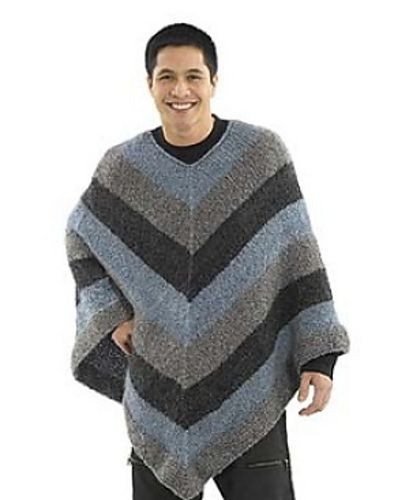Best Of Ravelry Mitered Man S Uni Poncho Crochet Pattern by Cool Ponchos Of Luxury 46 Pics Cool Ponchos