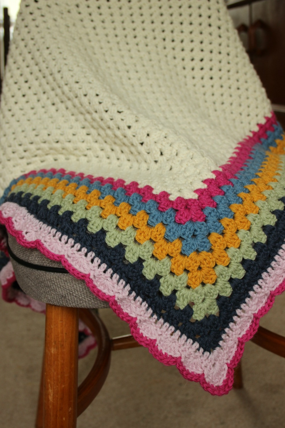 Best Of Really Easy Crochet Shawl A Simple Granny Triangle Crochet Wrap Of Gorgeous 47 Photos Crochet Wrap