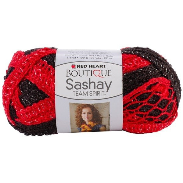Best Of Red Heart Boutique Sashay Team Spirit Yarn Free Shipping Red Heart Team Spirit Yarn Of Top 46 Pics Red Heart Team Spirit Yarn