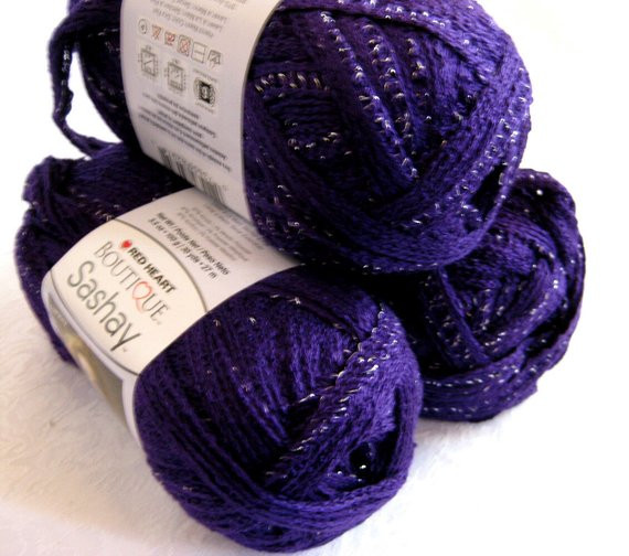 Best Of Red Heart Boutique Sashay Yarn Purple Ruffling by Crochetgal Red Heart Sashay Yarn Of Attractive 50 Photos Red Heart Sashay Yarn