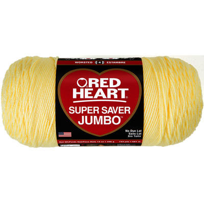 Best Of Red Heart Super Saver Jumbo Yarn Pale Yellow Red Heart Jumbo Yarn Of Awesome 41 Pictures Red Heart Jumbo Yarn