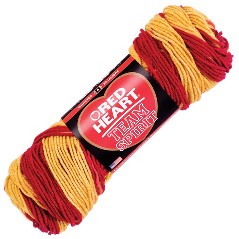 Best Of Red Heart Team Spirit Yarn Team Colors Yarn Of Top 44 Photos Team Colors Yarn