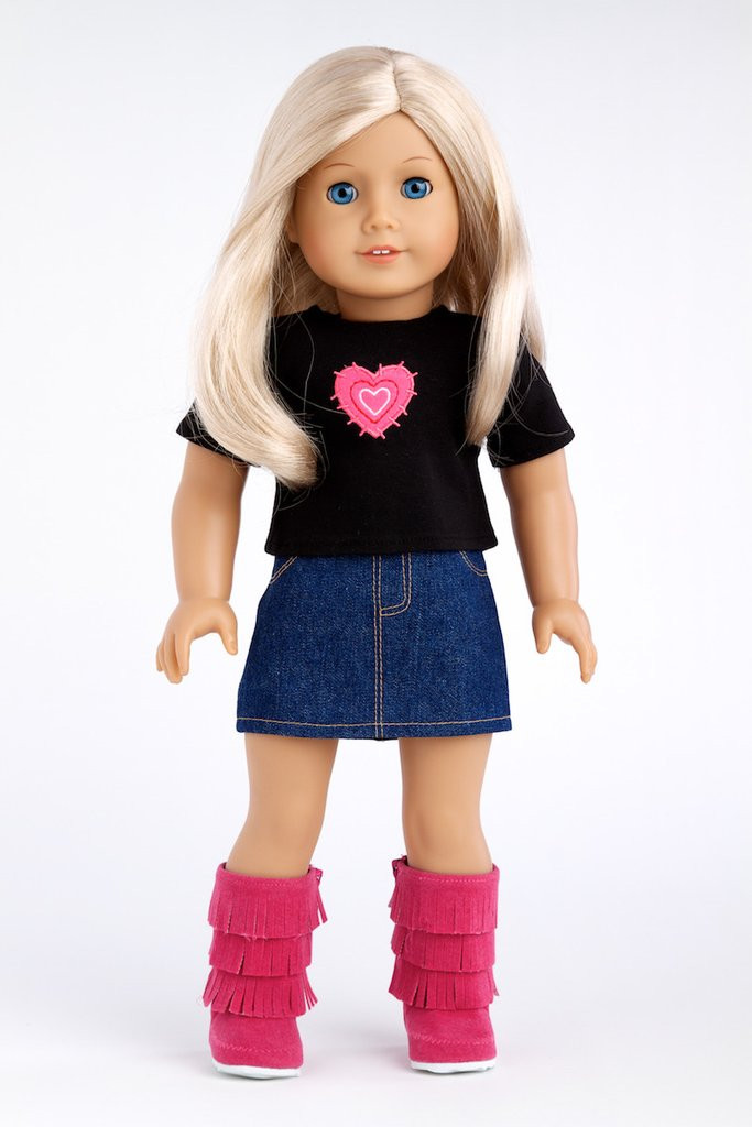 Best Of Rock Star Clothes for 18 Inch American Girl Doll T American Girl Doll Skirts Of Incredible 50 Ideas American Girl Doll Skirts